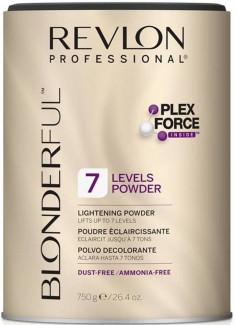 REVLON Professional Пудра осветляющая нелетучая для волос / BLONDERFUL 7 LIGHTENING POWDER 750 г