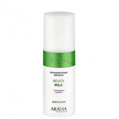Молочко регенерирующее с коллоидным серебром для лица и тела ARAVIA Professional Revita Milk 150мл