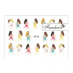 Freedecor, 3D-слайдер №140