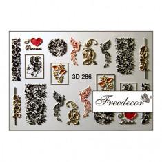 Freedecor, 3D-слайдер №286