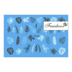 Freedecor, Слайдер-дизайн «Аэрография» №49