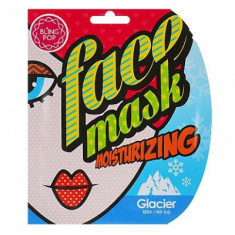 Маска для лица тканевая питательная BLING POP GLACIER MOISTURIZING MASK 25мл