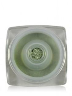 Тени рассыпчатые перламутровые Make-Up Atelier Paris PP19 зеленое золото 1,5 гр