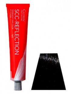 Крем-краска для волос CUTRIN SCC REFLECTION 4.71 экстратемная гаванна серебристая 60мл