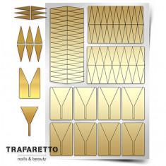 Trafaretto, Трафареты «Клинки»
