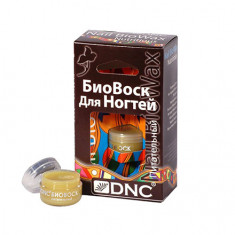 DNC, Биовоск для ногтей «Питательный», 6 мл