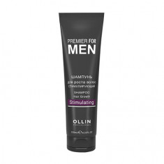 OLLIN, Шампунь для волос Premier for men Stimulating, 250 мл OLLIN PROFESSIONAL