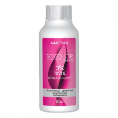 Matrix, Крем-оксидант Socolor Beauty 3%/10 Vol, 60 мл