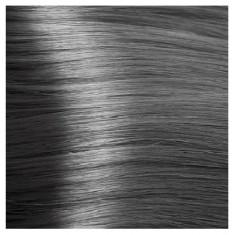 KAPOUS NA 6.011 краска для волос, темный прозрачно-пепельный блонд / Magic Keratin 100 мл