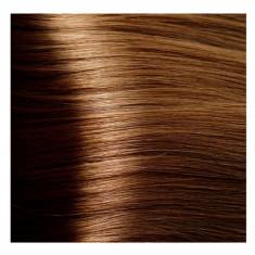 KAPOUS NA 6.41 краска для волос, темный матовый медный блонд / Magic Keratin 100 мл