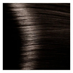 KAPOUS NA 4.00 краска для волос, коричневый интенсивный / Magic Keratin 100 мл