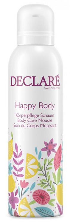 DECLARE Мусс-уход Счастье для тела / Happy Body Body Care Mousse 200 мл