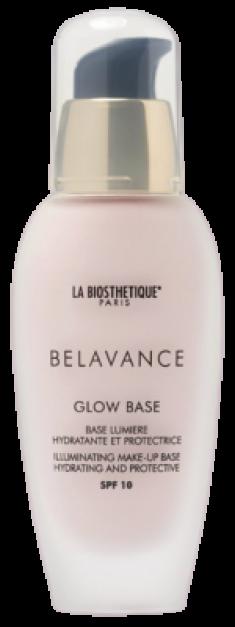 Основа под макияж с эффектом мерцания La Biosthetique Belavance Glow Base SPF10 30мл