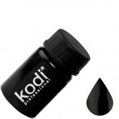 Kodi, гель-краска, №102, черная, 4 мл