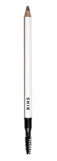 Пудровый карандаш для бровей SHIK Brow powder pencil dark