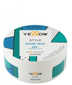 YELLOW Воск сильной фиксации для блеска волос / YE STYLE SHINE WAX 100 мл