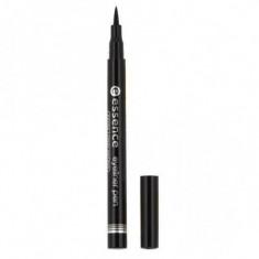 Подводка для глаз ESSENCE Eye Liner Pen Black черная 010